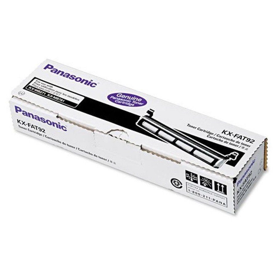 Panasonic KX-FAT92 Original Toner Cartridge