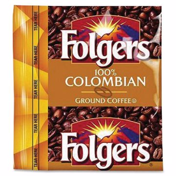 Folgers 100Pct Colombian Ground Coffee Bag Ground