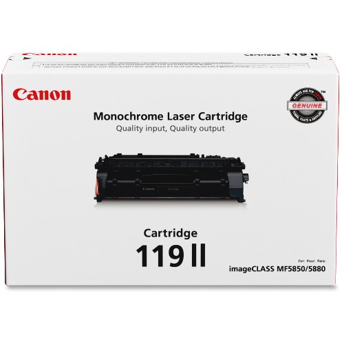 Canon CRG-119II Original Toner Cartridge